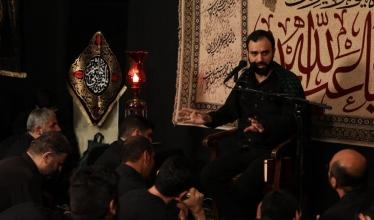 كليپ تصويري روضه شب جمعه، کربلایی سید مهدی حسینی