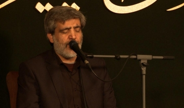 كليپ تصويري روضه شب جمعه، حاج مهدی سماواتی