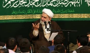 پيام حمايت استاد محمد علی جاودان(حفظه الله) از حجت الاسلام رئيسي